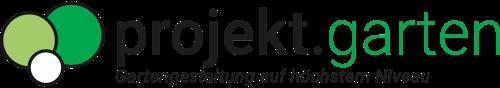 Projekt Garten Logo