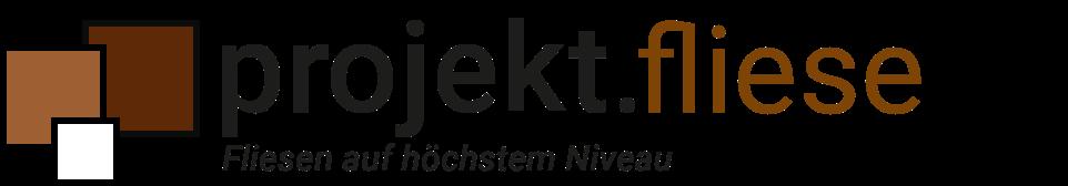 Projekt Fliesen Logo